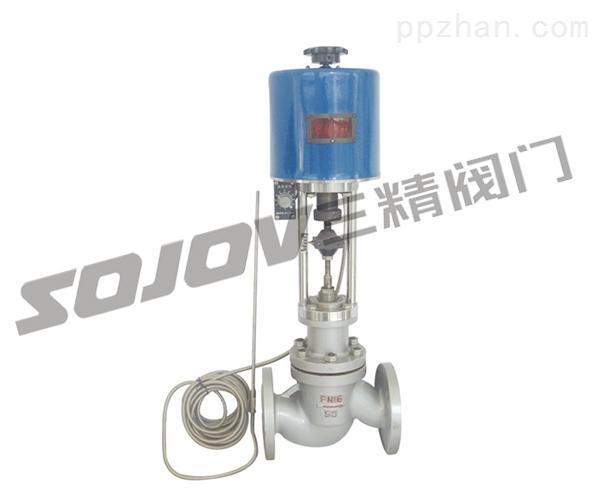 ZZWP-16C,16P-不锈钢自力式温度调节阀,碳钢自力式温度调节阀,法兰自力式温度调节阀