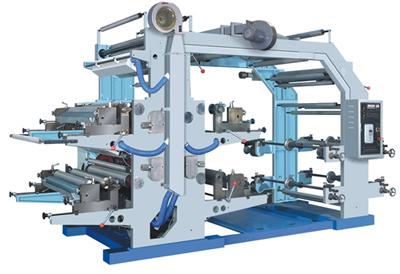 印刷机囹�a_柔版印刷机